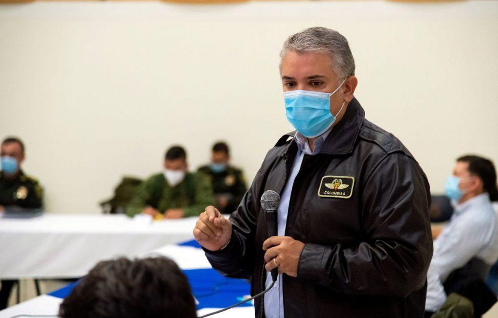 Iván Duque enfrenta críticas de su partido por manejar protestas en Colombia    Internacional