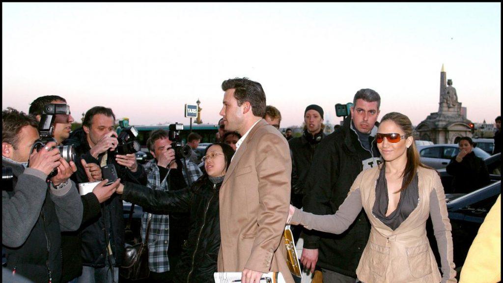Jennifer Lopez y Ben Affleck atrapados juntos en el hotel Montana