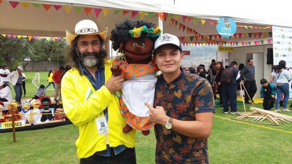José Antonio Maeso: Un cura titiritero contra la violencia de las pandillas callejeras en Ecuador |  Qué se está moviendo ... |  Planeta futuro