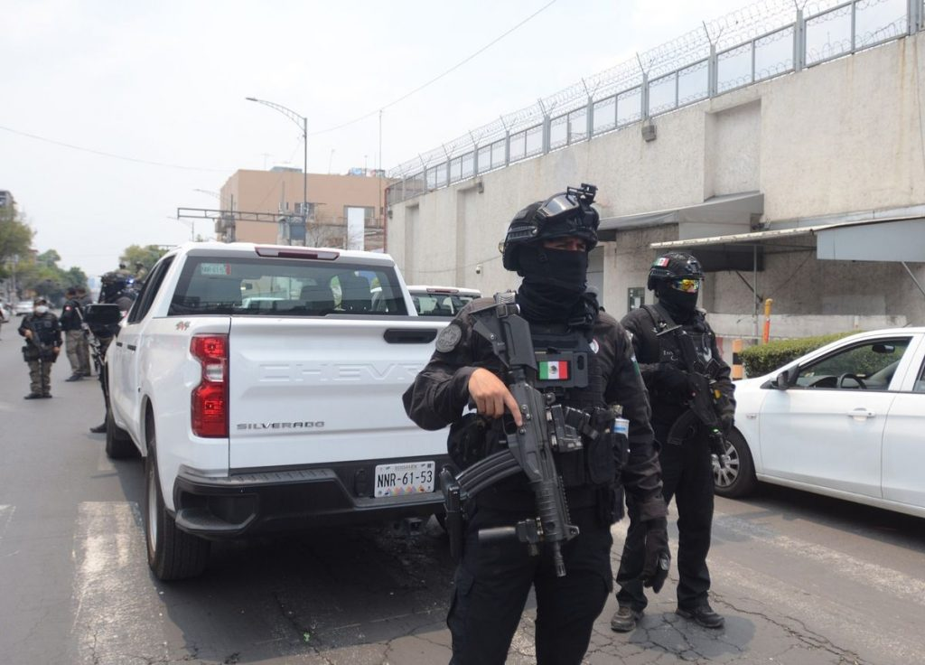 Juez federal mantendrá detenido a Güero Palma durante 40 días