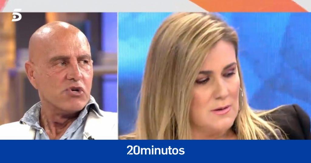 """Kiko Matamoros responde a Carlota Corredera tras llamarlo """"denario"""" y explica por qué no ha visto la serie documental de Rocío Carrasco"""