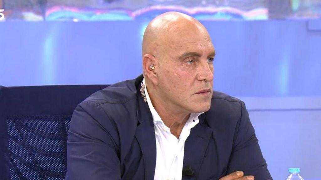 """Kiko Matamoros revela su conversación con Antonio David: """"Está desbordado"""""""