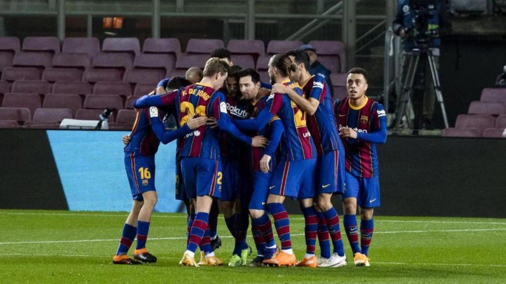 La Generalitat abre un caso para la alimentación de los jugadores del Barça en casa de Messi