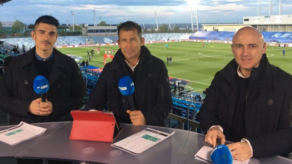 """La Liga se nos va alejando poco a poco"""