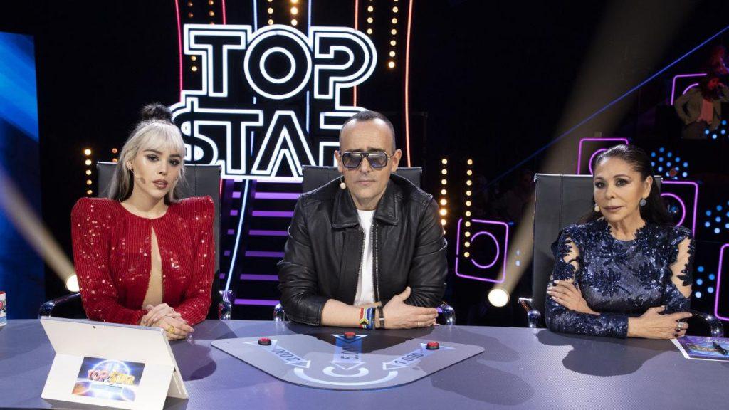 La Pantoja y 'Top Star' intentarán plantar cara a 'La Voz Kids' este viernes