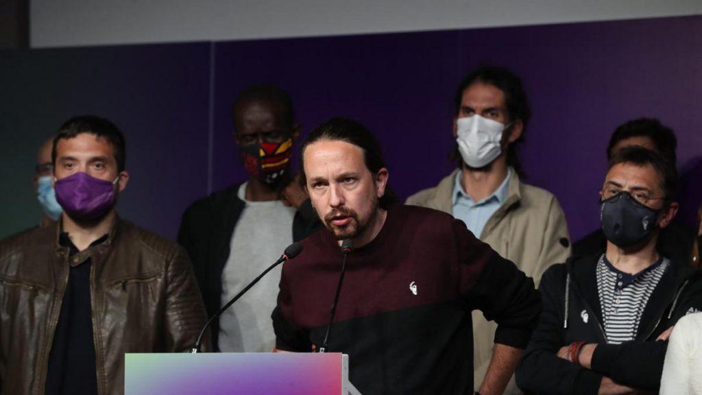La dimisión de Iglesias deja a Podemos sin liderazgo orgánico y con la única certeza de que Díaz será candidato