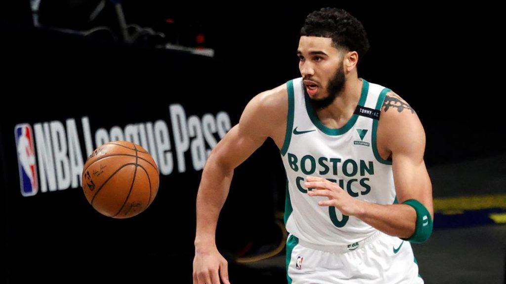 La noche histórica de Jayson Tatum con los Boston Celtics, que llevó al tercer regreso más grande en la historia de la NBA.