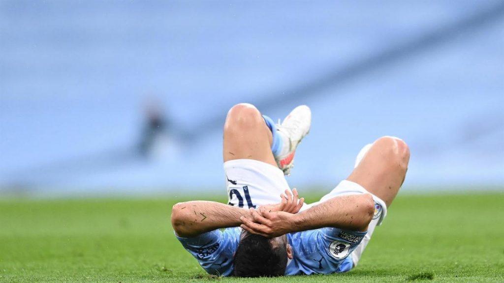 La pifia de Agüero al ejecutar un penalti de Panenka en el City vs Chelsea