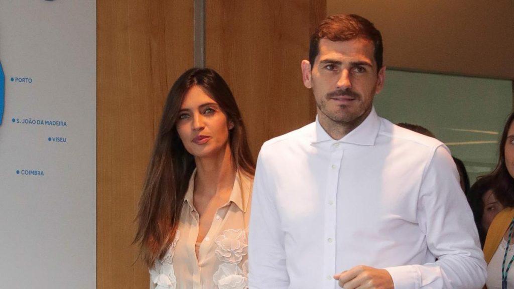 La reacción de Sara Carbonero a Iker Casillas cuando dos años después de su infarto