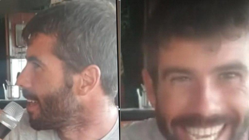 Lanzaron un video de Tomás Gimeno, el padre de Anna y Olivia, las niñas desaparecidas en Tenerife
