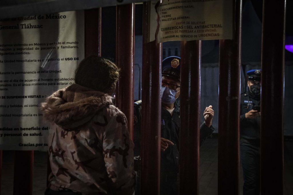 """Línea 12: Los familiares de las víctimas: """"Fue una tragedia anunciada.  Los que hemos usado esta línea, lo hemos hecho con miedo """""""
