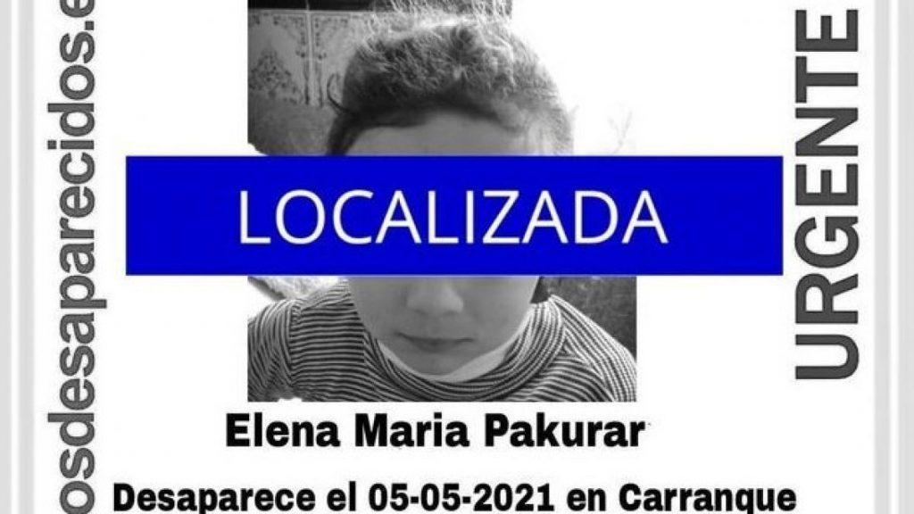 Localizan en Alemania a la niña de 5 años que desapareció en Toledo