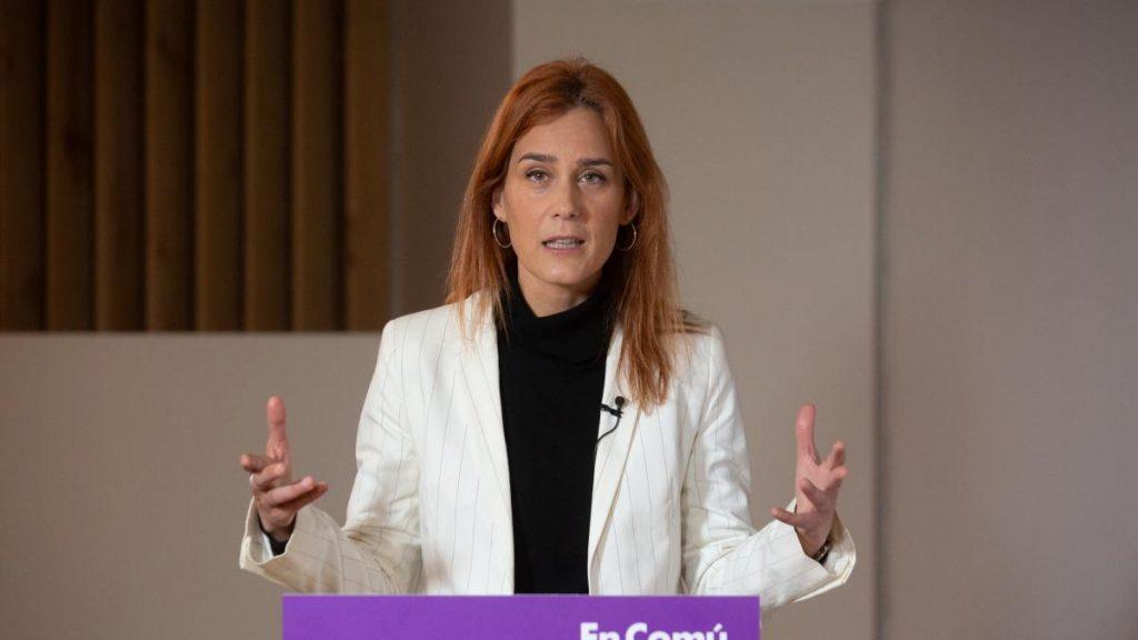 Los comunes pedirán a Aragonès que entre en el gobierno y llamarán para evitar un ensayo electoral