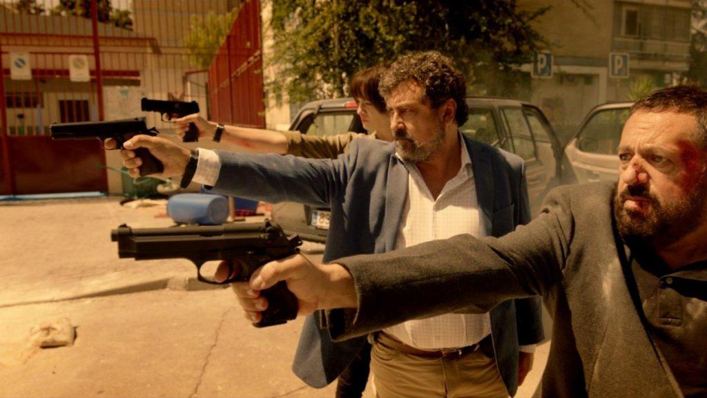 'Los hombres de Paco' regresan con el poder atómico de la nostalgia y lideran al público