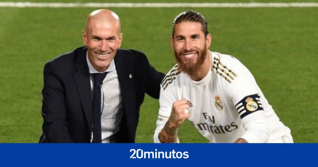 """Los madridistas se despiden de Zidane: """"Un honor haber tenido una leyenda como entrenador"""""""