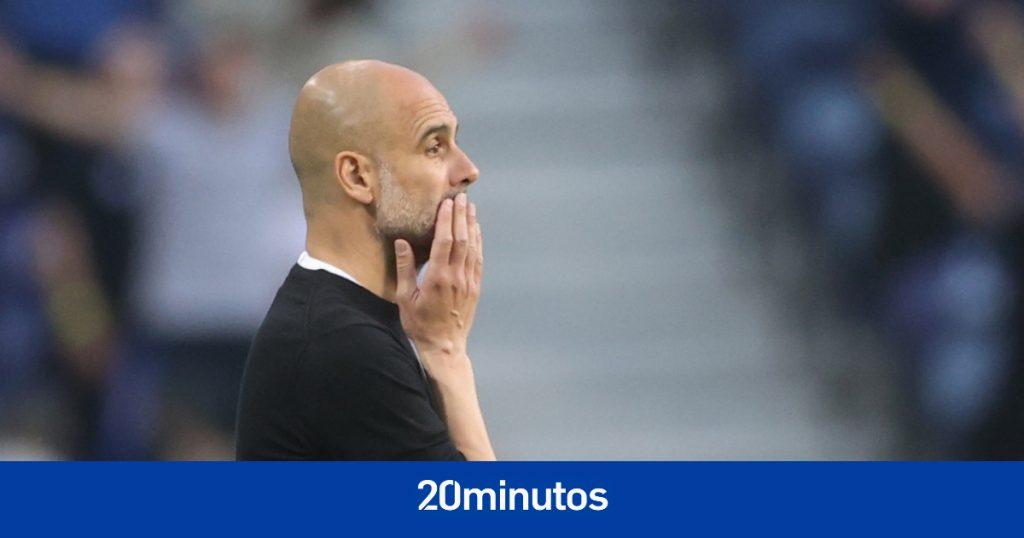 Los mejores memes tras la derrota de Guardiola ante el Manchester City en la final de Champions