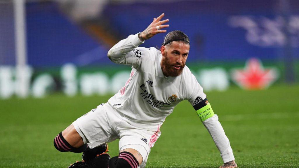Los nominados y los salvados durante la despedida del Madrid de la final de la Champions