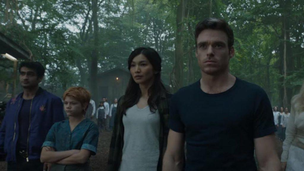 Los títulos de las secuelas de 'Eternals', 'Black Panther' y 'Captain Marvel' ... revela un nuevo avance de MCU