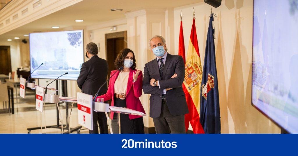 Madrid presenta nuevas medidas sanitarias frente al covid-19