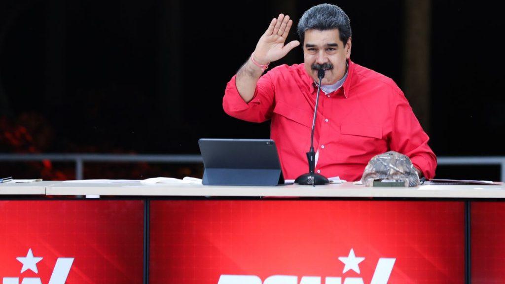 Maduro condiciona el diálogo con la oposición sobre el levantamiento de todas las sanciones contra Venezuela    Internacional