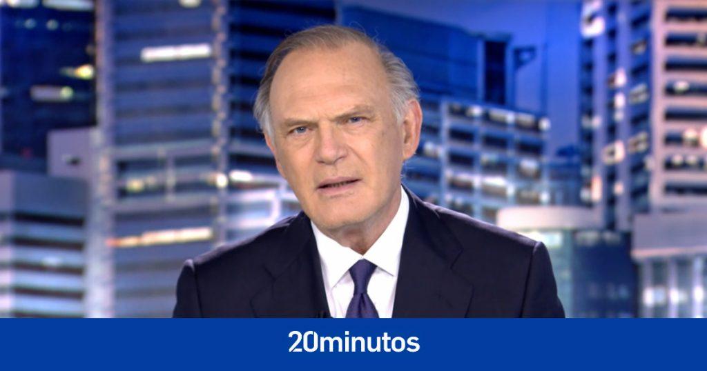 Micrófono abierto en 'Informativos Telecinco' le juega una mala pasada a Pedro Piqueras tras vídeo de Vox