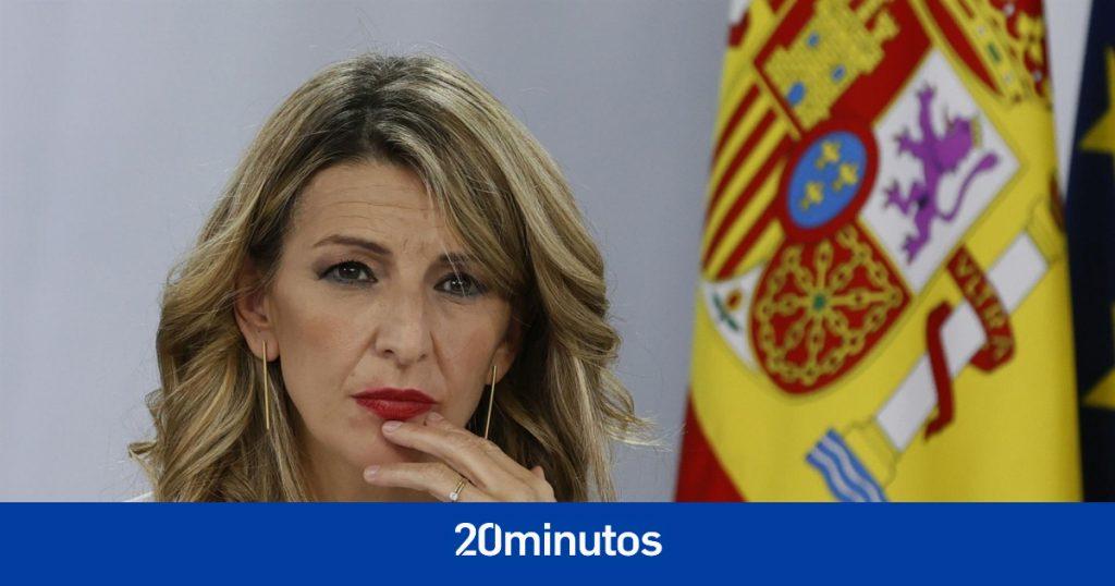 Ministra Yolanda Díaz se ausenta de la sesión de seguimiento en el Congreso y cancela agenda por problemas de salud