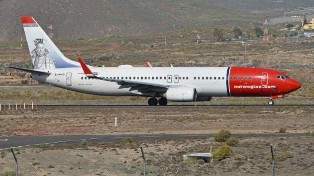 Norwegian ofrece ERA para 1.191 trabajadores en España