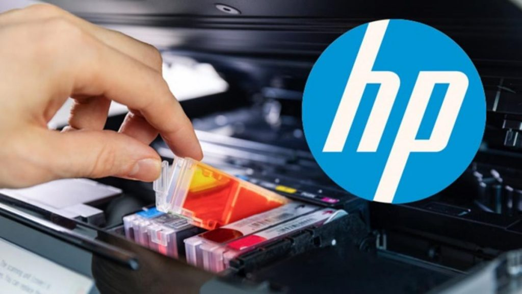 OCU pide a HP hasta 150 € para los propietarios de sus impresoras para bloquear cartuchos de terceros