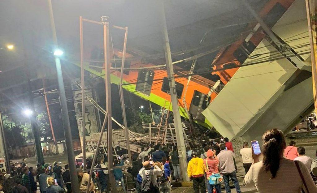 Olivos: accidente en línea 12 del metro de Ciudad de México deja al menos 50 heridos