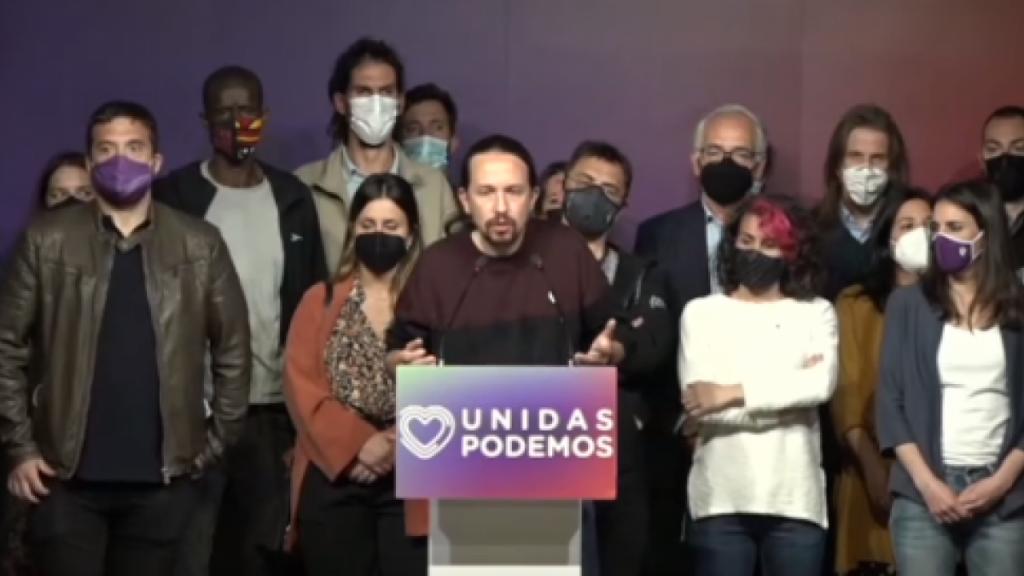"""Pablo Iglesias dimite de todos sus cargos y deja la política: """"No seré una trampa"""""""