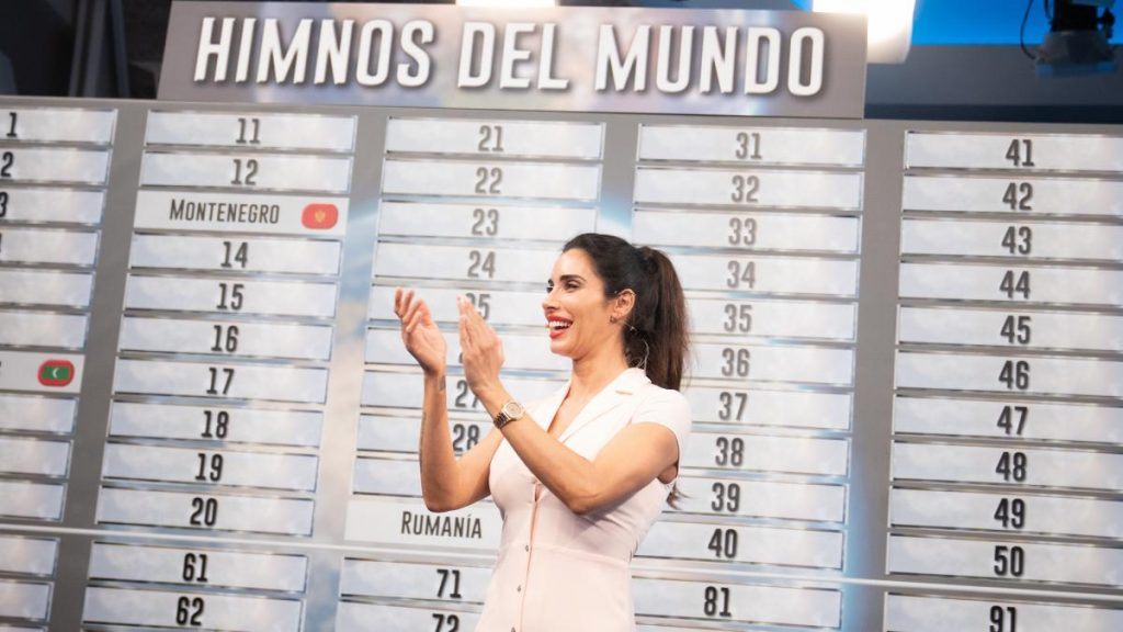 Pilar Rubio vuelve a 'el hormiguero' tras superar el coronavirus para afrontar un nuevo reto