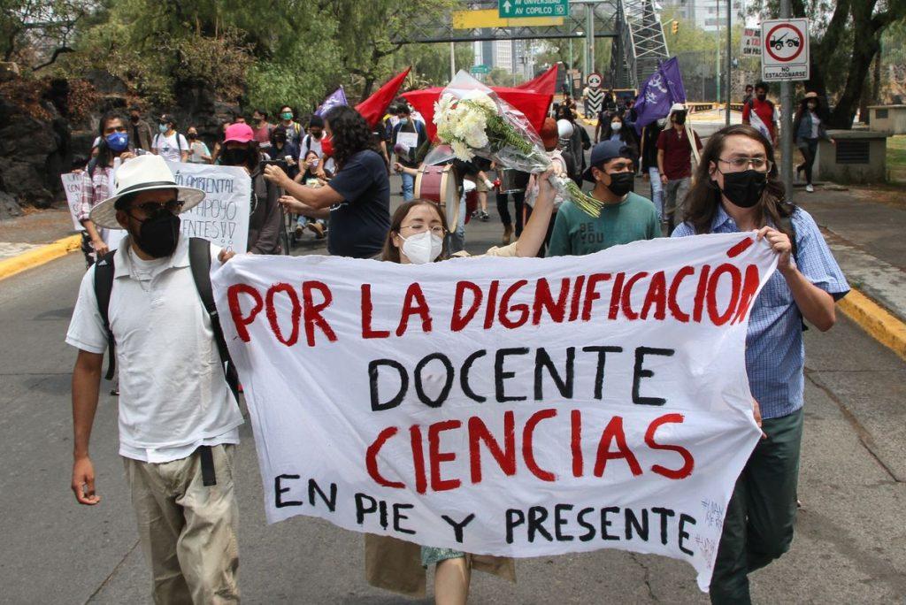 Protesta universitaria: la UNAM se prepara para volver a clases tras la pandemia en medio de cientos de denuncias por deudas contra docentes    Sociedad