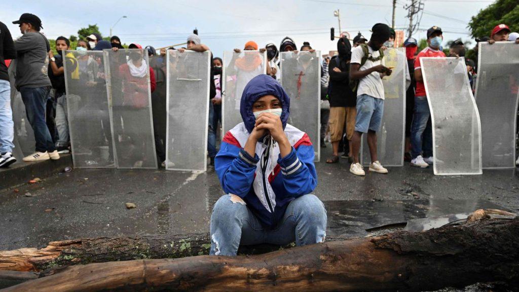 Protestas: Colombia enfrenta el peor momento de la pandemia en medio de disturbios sociales |  Internacional