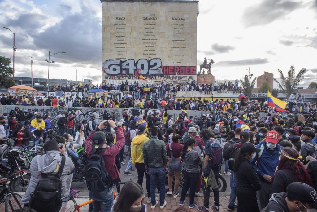 Protestas contra el gobierno: La radiografía de la juventud en Colombia |  Opinión