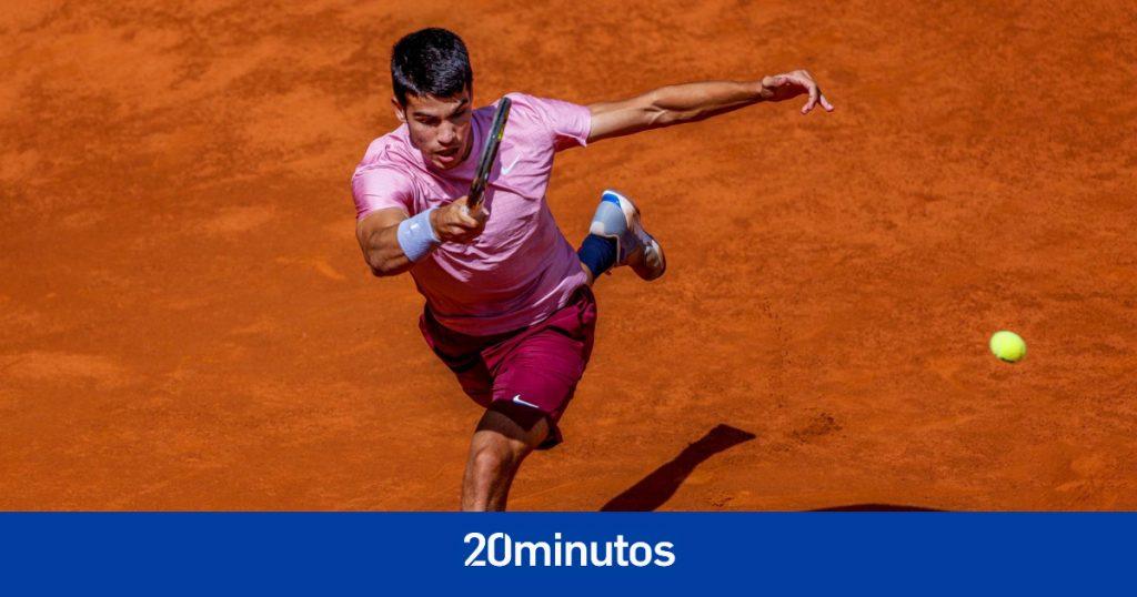 Resultados del partido de Roland Garros en directo