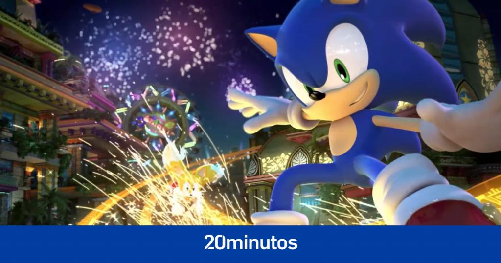 Sega celebra su 30 aniversario con el remaster de Wii de 'Sonic Colors' y un nuevo juego que llegará en 2022