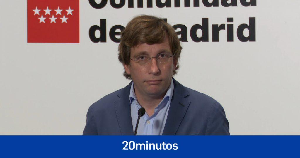 """""""Si surge en Madrid, tendremos que verlo"""""""