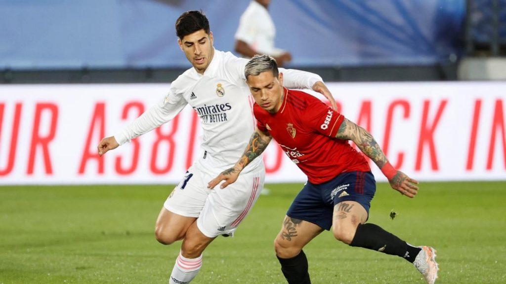 Sigue al Real Madrid vs.  Osasuna en Directo
