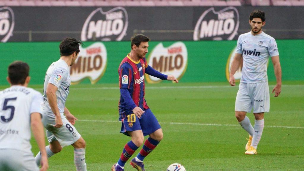 Sigue al Valencia vs FC Barcelona en directo