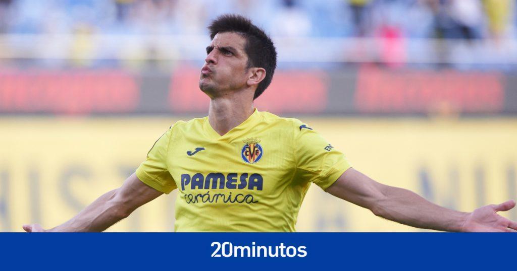 Sigue al Villarreal vs.  Manchester United, final de la Europa League