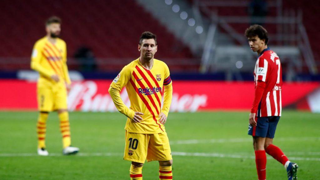 Sigue en directo FC Barcelona vs.  Atleta madridista