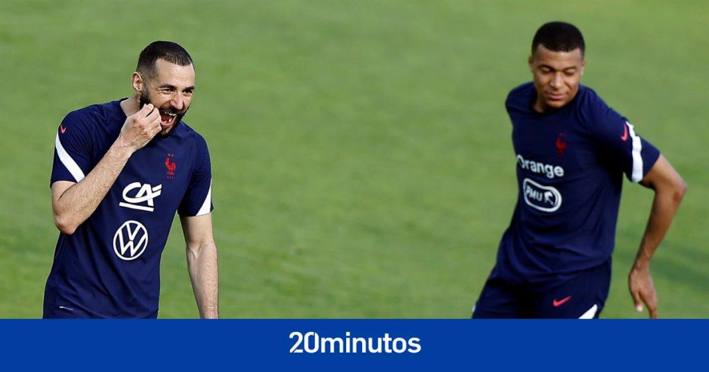 """""""Tiene lo necesario para ser un delantero del Real Madrid"""""""