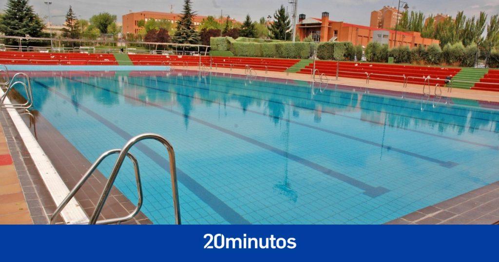 Tres menores detenidos, varios policías heridos en masiva reyerta en la piscina de Madrid
