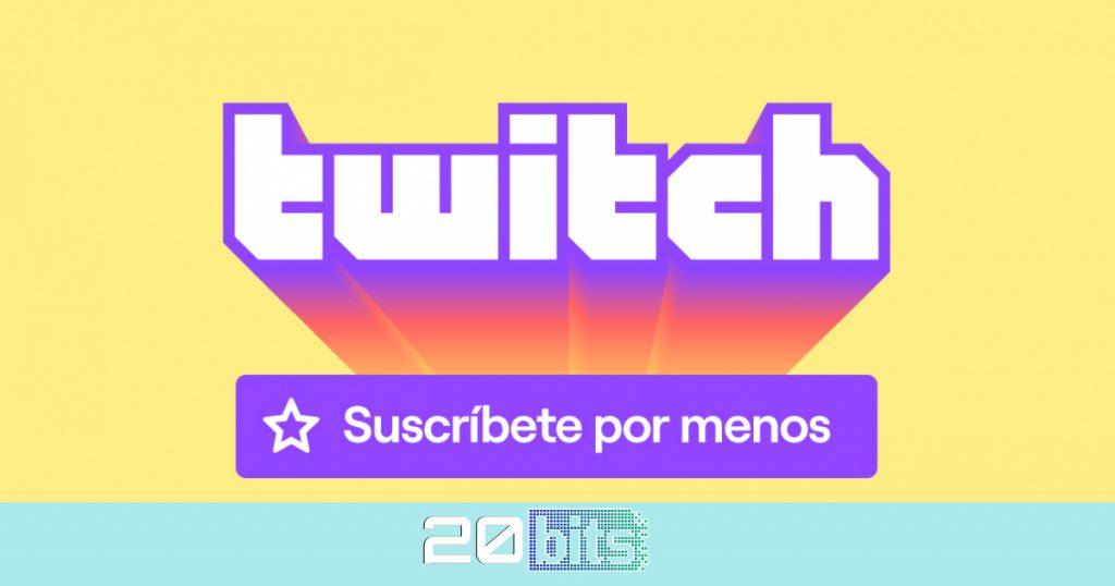 Twitch reduce el precio para sus usuarios, pero garantiza que los streamers tengan mayores ingresos