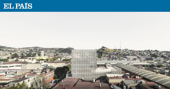 Un barrio vertical en México |  Del tirador al blog de la ciudad