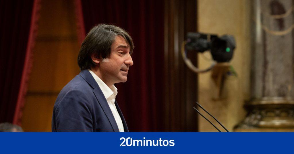 """Un juez pregunta si el diputado de Junts Francesc de Dalmases vive """"pura y exclusivamente de las subvenciones"""""""