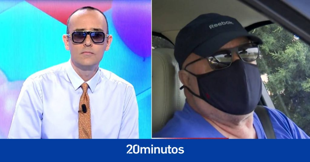 Villarejo interrumpe 'es todo mentira' y manda aviso a Risto Mejide
