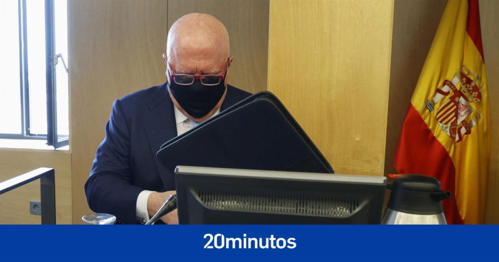 """Villarejo vincula a Rajoy con el espionaje de Bárcenas, dice que consultó información """"fuera del circuito oficial"""""""