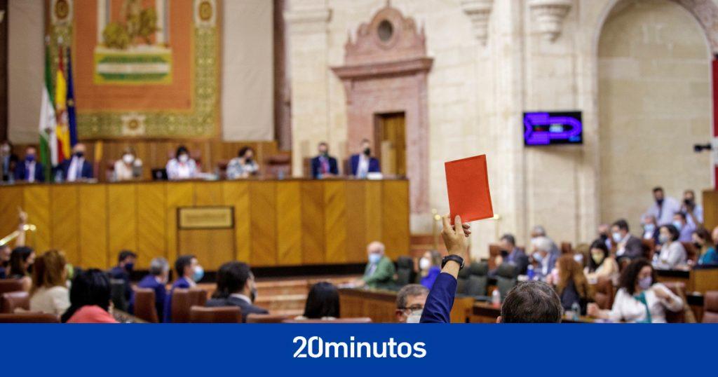 Vox rompe la ley del suelo y aviva la llama del progreso electoral en Andalucía