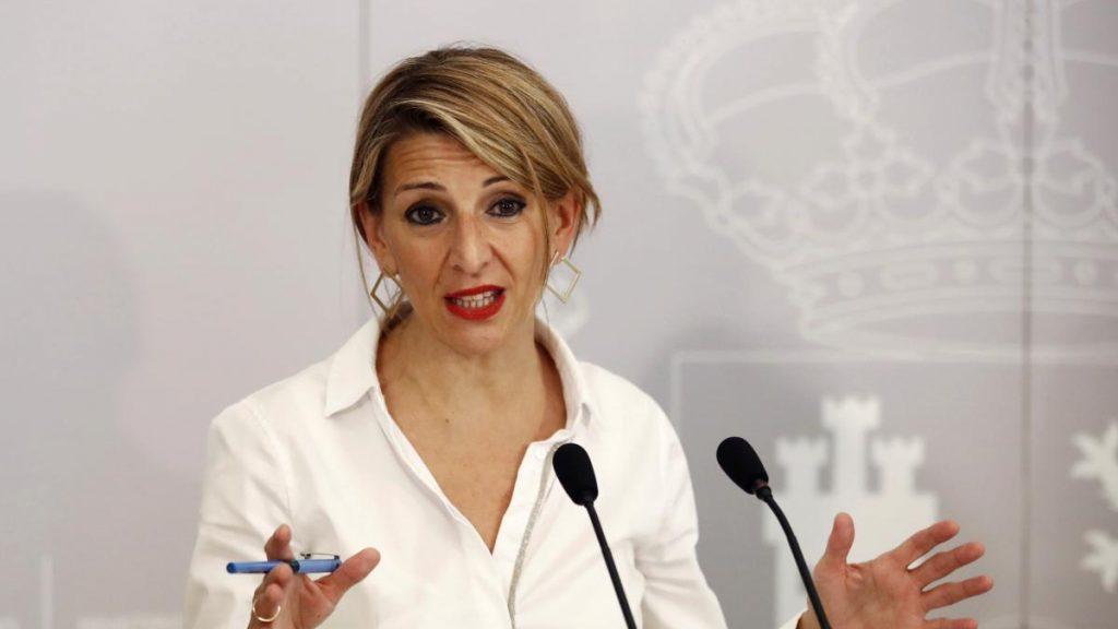 Work quiere tener una prestación única por desempleo a partir de 2022 de 452 euros al mes